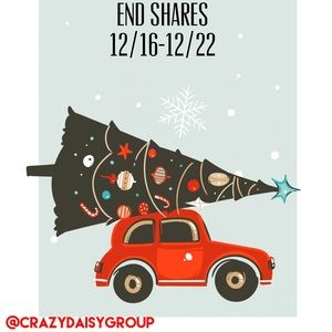 🎄 End Shares Here 12/16-12/22 🎄